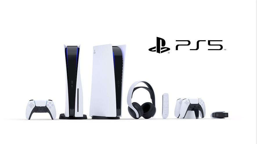 A tak wyglądałoby PlayStation 5, gdyby było czarne