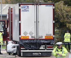 39 ciał w z ciężarówce w Essex. Wiadomo, ile zapłacili za podróż w kontenerze