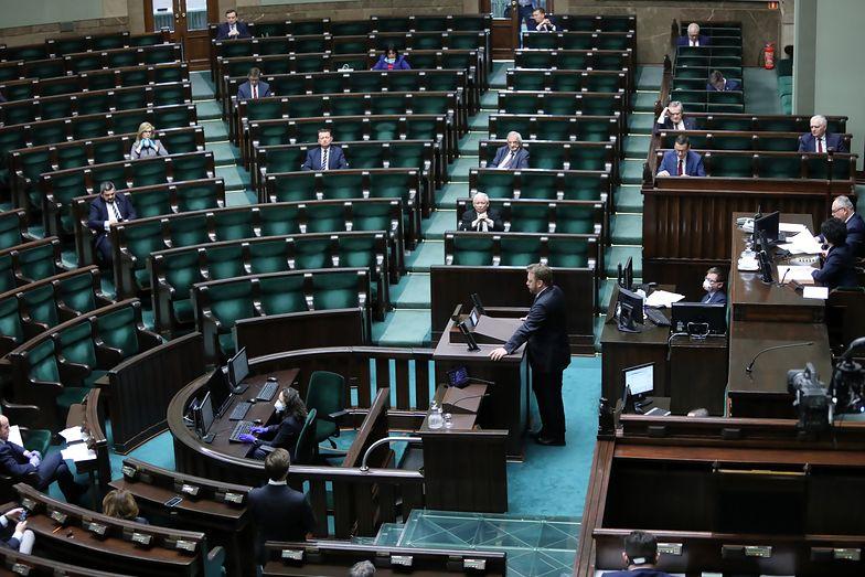 Koronawirus w Polsce. Sejm przyjął zmiany w regulaminie