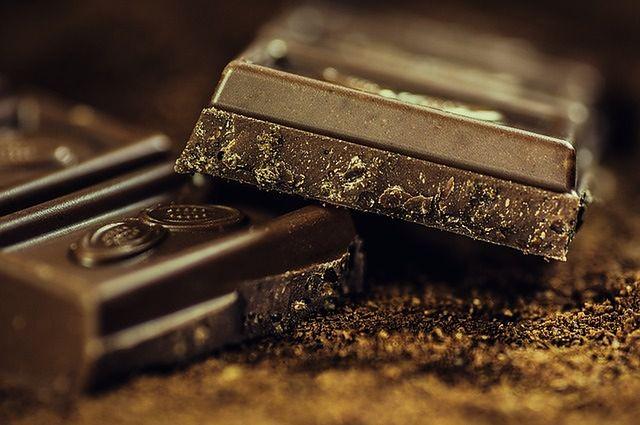 Delektuj się czekoladą