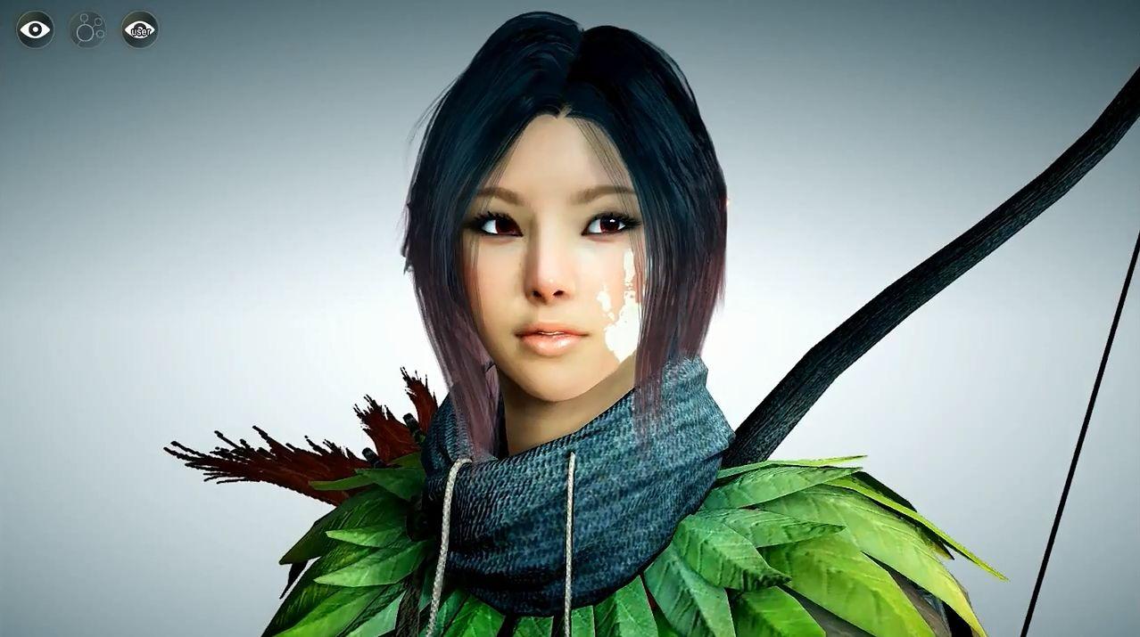 Niesamowity kreator postaci z koreańskiego MMO Black Desert
