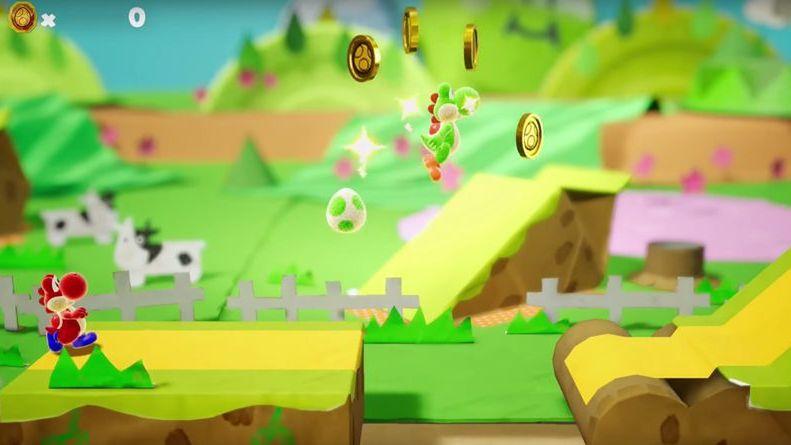 Yoshi i Kirby przeprowadzą cukierkowy atak na Switcha w 2018 roku
