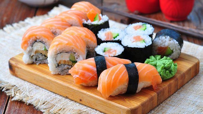Rozchodniaczek, który tak ocieka Japonią, że naszła mnie straszna ochota na sushi