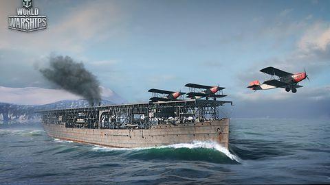 World of Warships wypłynie na szerokie wody 12 marca