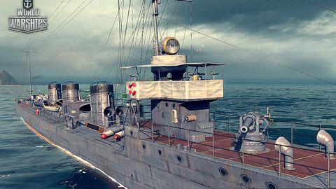 Ruszają weekendowe testy World of Warships. Jest też nowy zwiastun [AKTUALIZACJA]
