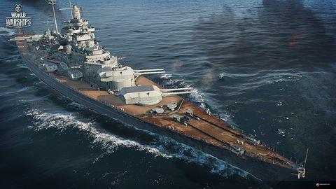Do World of Warships nadpływają niemieckie okręty