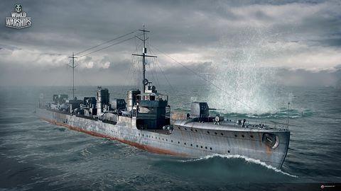 World of Warships wypłynęło na wody otwartej bety