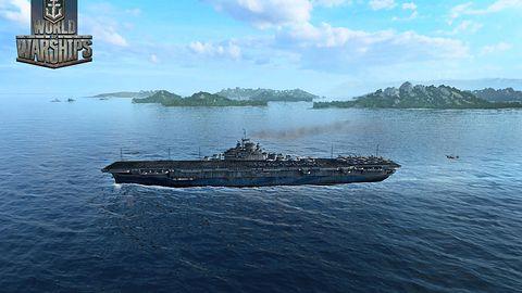 E3: World of Warships - niezwykła dynamika starć na morzu