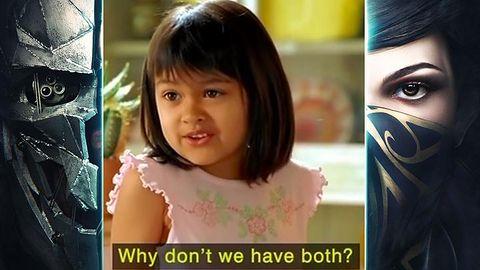 Nie uwolnię się od Dishonored 2. New Game Plus pozwoli łączyć umiejętności Emily i Corvo