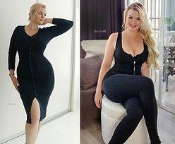 Modelka plus size schudła. Straciła przez to pracę i fanów