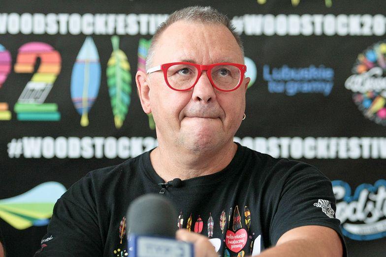 Jerzy Owsiak wydał oświadczenie