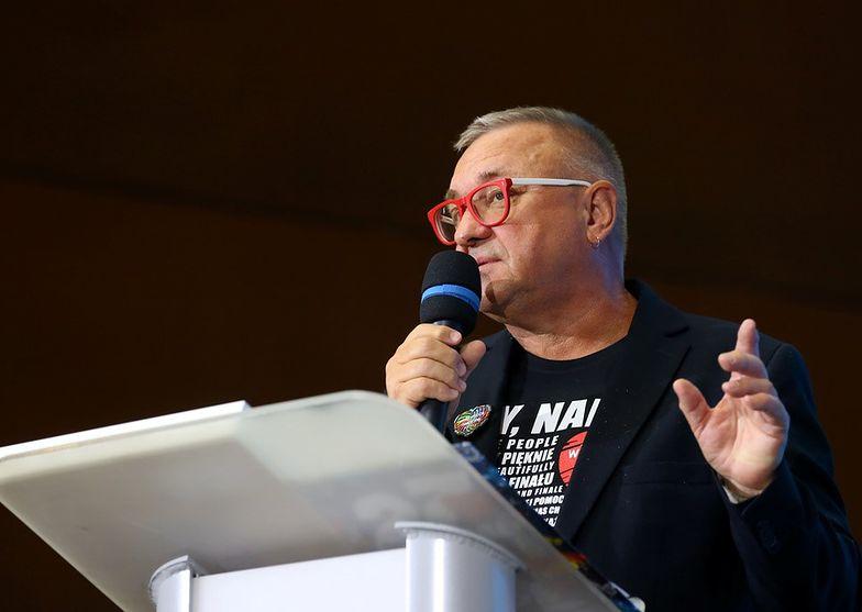 Jerzy Owsiak WOŚP