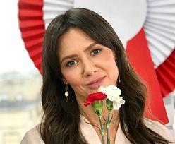 Wybory parlamentarne 2019: Kinga Rusin oddała głos