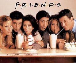 """Co wiesz o serialu """"Przyjaciele""""?"""