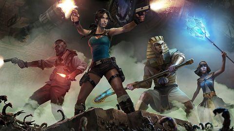 Mikołaj się nie spisał? Spokojnie, w Lara Croft and The Temple of Osiris zagramy w grudniu