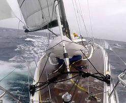 Wypadek polskiego jachtu. Chcieli pobić rekord Guinnessa