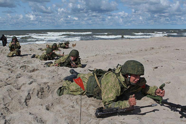 Rosyjscy i białoruscy żołnierze ćwiczyć będą też na poligonie w obwodzie kaliningradzkim.