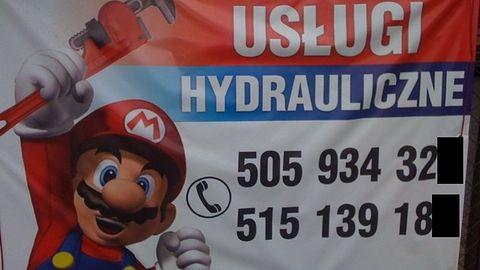 Krótka piłka: zadzwoń po Mario