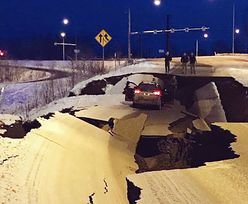Trzęsienie ziemi na Alasce. Było zagrożenie tsunami
