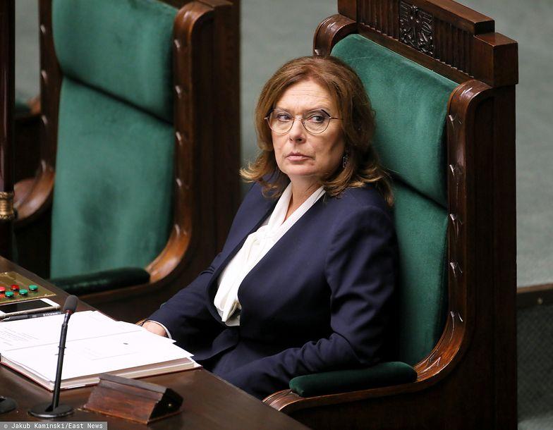 Małgorzata Kidawa-Błońska uraziła Lewicę