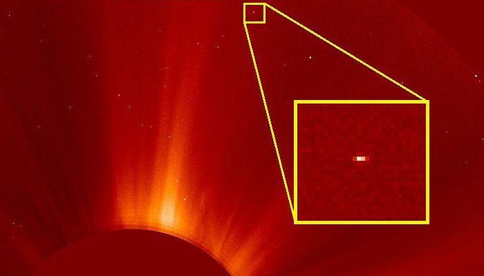 Komety odkryte przez Polaka - Michała Biesiadę