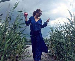 Ania Lewandowska pokazuje zdjęcia z Mazur. W kostiumie kąpielowym wygląda obłędnie!