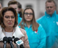 Wybory prezydenckie. Małgorzata Kidawa-Błońska wzywa do bojkotu