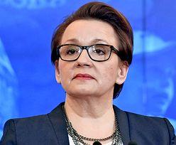 """Minister edukacji poprawia premiera. """"Mówi się półtora roku"""""""