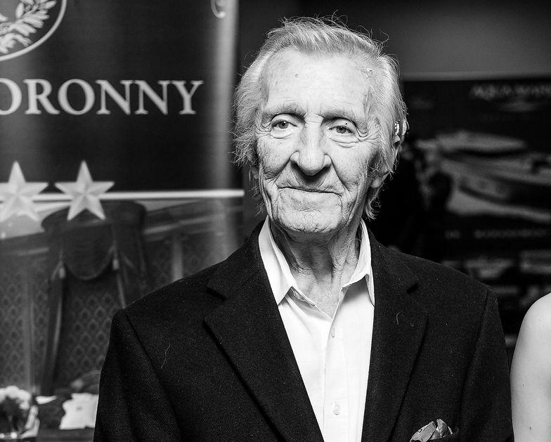 Nie żyje Andrzej Kopiczyński. Miał 82 lata