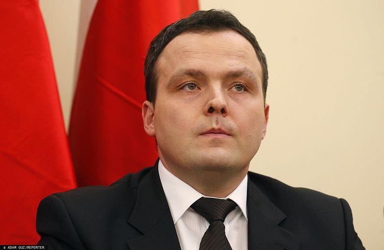 Były szef ABW Piotr Pogonowski (zdj. arch.)