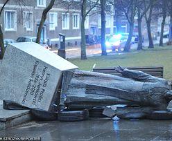 Ks. Henryk Jankowski. W nocy zniszczono pomnik prałata w Gdańsku
