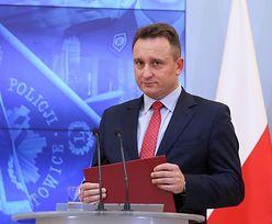 Dymisja szefa SOP. Tomasz Miłkowski rezygnuje