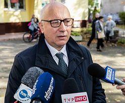 Wyniki wyborów 2019. Joachim Brudziński: PiS ma wystarczającą liczbę szabel
