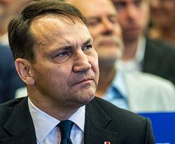 """Radosław Sikorski zdumiony decyzją Morawieckiego. """"Pożałuje jej"""""""