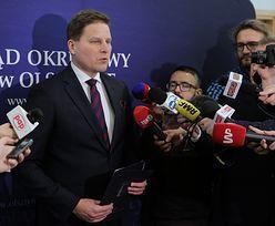 Olsztyn. Rzecznik Sąd Okręgowego o sprawie Pawła Juszczyszyna. Prokuratura Krajowa prosi o dokumenty