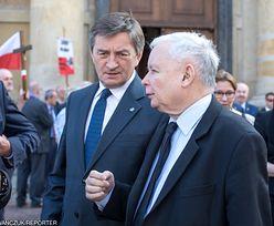 Jarosław Kaczyński: Marek Kuchciński będzie startował do Sejmu