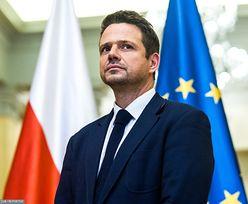 Warszawa. Burmistrz Włoch zatrzymany przez CBA. Jest reakcja Rafała Trzaskowskiego