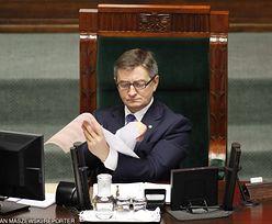 Loty Marka Kuchcińskiego. Jest wykaz wszystkich podróży służbowych marszałka Sejmu