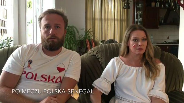 Arciuch i Kasprzykowski podsumowali mecz Polska vs. Senegal. Internauci pokochali ich filmik
