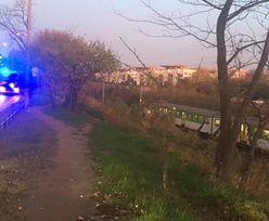 Warszawa. Śmierć na torach. Pociąg zabił mężczyznę