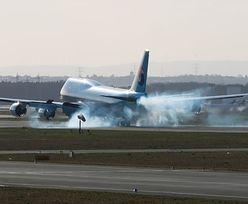 Niemcy. Zderzenie samolotów pasażerskich na lotnisku we Frankfurcie