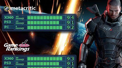 W kalejdoskopie: Mass Effect 3