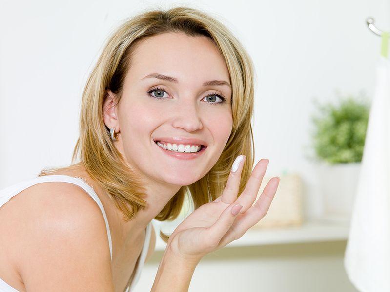 Zapachowe kosmetyki do twarzy