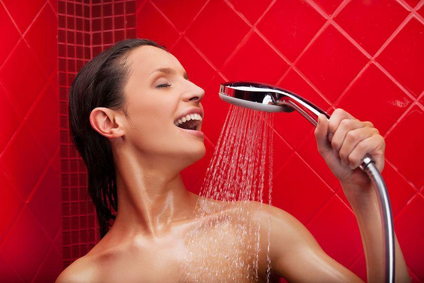 Żel pod prysznic z olejkami