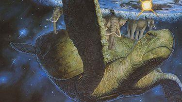 Nie tylko Discworld - wirtualne światy Terry'ego Pratchetta