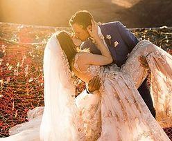 Wzięli ślub 122 metry nad ziemią. Zdjęcia zapierają dech w piersiach