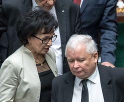 """Elżbieta Witek anulowała głosowanie ws. KRS. """"Bo Jarosław Kaczyński nie umiał zagłosować"""""""