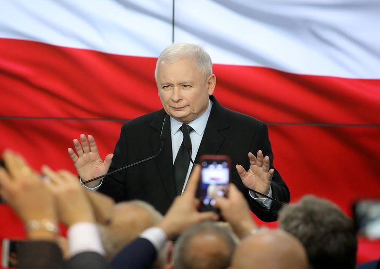 pis wybory 2019 jarosław kaczyński