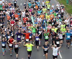 Poznań. Jeden z uczestników maratonu zasłabł. Nie udało się go uratować