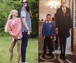 12-latka ma prawie 1,9 m wzrostu. Jest najwyższą nastolatką na świecie
